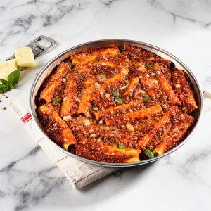 קנלוני פטריות ברוטב עגבניות