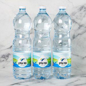 מים מינרליים