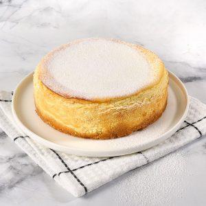 עוגת גבינה אפויה לשבועות